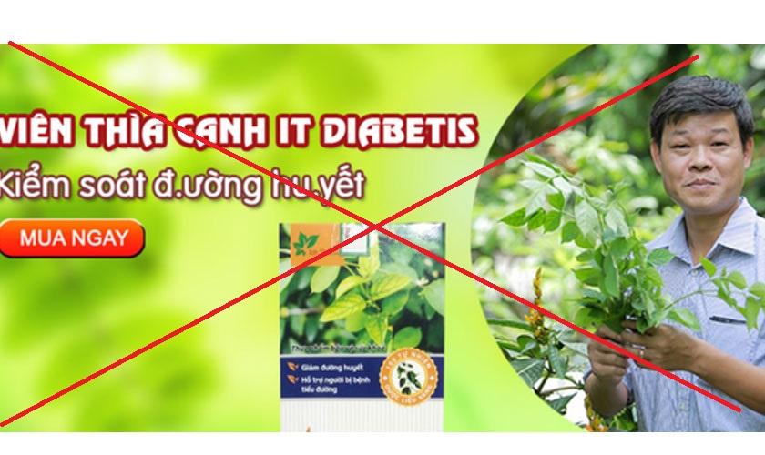 Tự tiện ghép ảnh PGS.TS Trần Văn Ơn để quảng bá sản phẩm