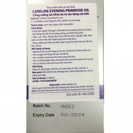 thanh phan va cong dung primrose oil careline