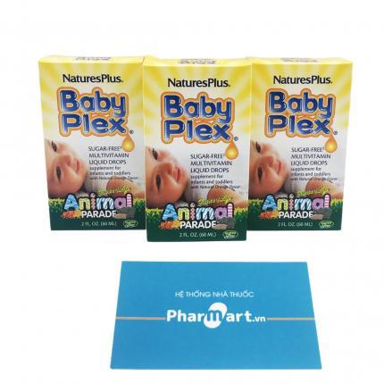 Mua Siro Baby Plex 60ml Tai Nha Thuoc Pharmart